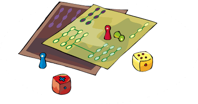 board game no background