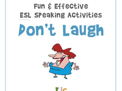 Fun and Effective ESL Speaking Activity Don't Laugh (600x600)