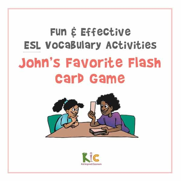 Fun and Effective ESL Vocabulary Activity Favorite Flash Card Game (600x600)