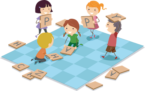 Fun and Effective ESL Vocabulary Activity Bananagrams