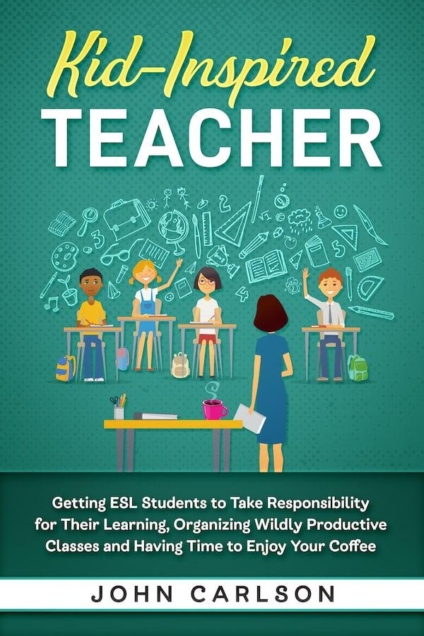 Kid-Inspired Teacher Book Cover