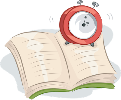 esl activity speed read fast book beat your own time