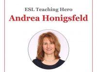 Andrea Honigsfeld ESL Teaching Hero