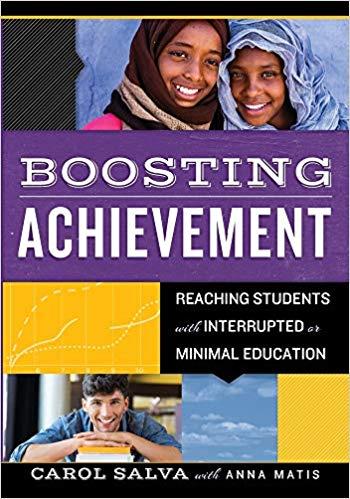 Boosting Achievement Book Cover