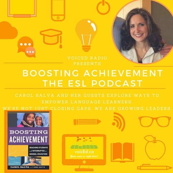 Boosting Achievement Podcast Cover