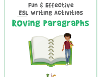 Fun and Effective ESL Writing Activity Roving Paragraphs