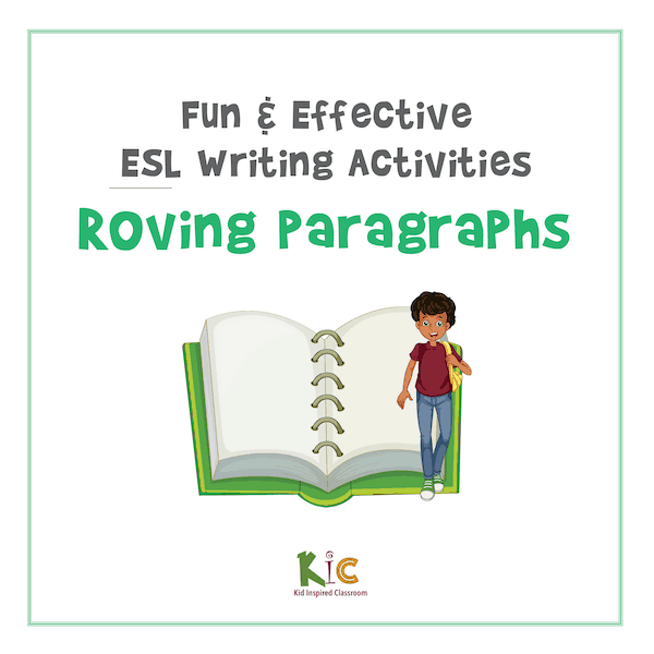 Esl Academic Writing Activities