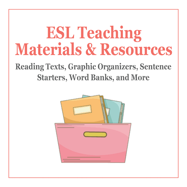 ESL Teaching Curriculum Membership for ELL Teachers 2