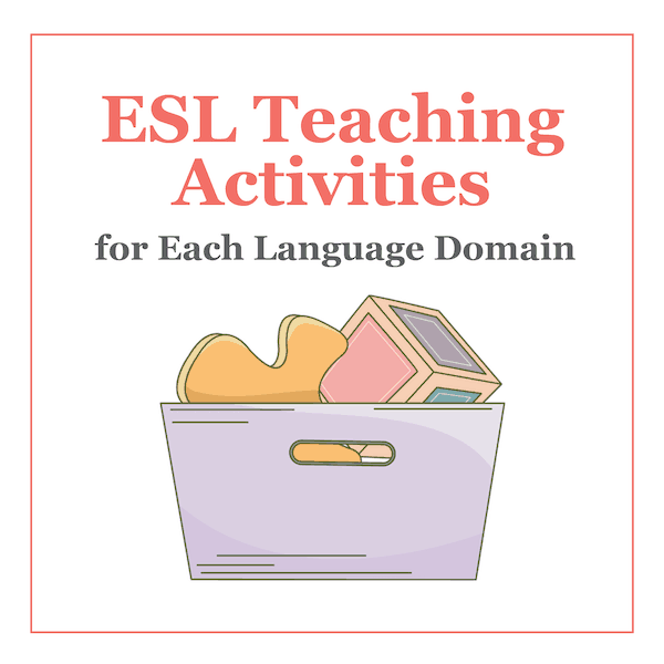ESL Teaching Games and Activities