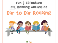 Fun and Effective ESL Reading Activity Ear to Ear Reading (600x600)