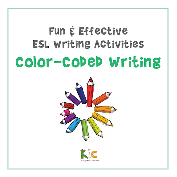 Fun and Effective ESL Writing Activity Color Coded Writing (600x600)