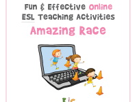 Fun and Effective Online ESL Teaching Activity Amazing Race (600x600)