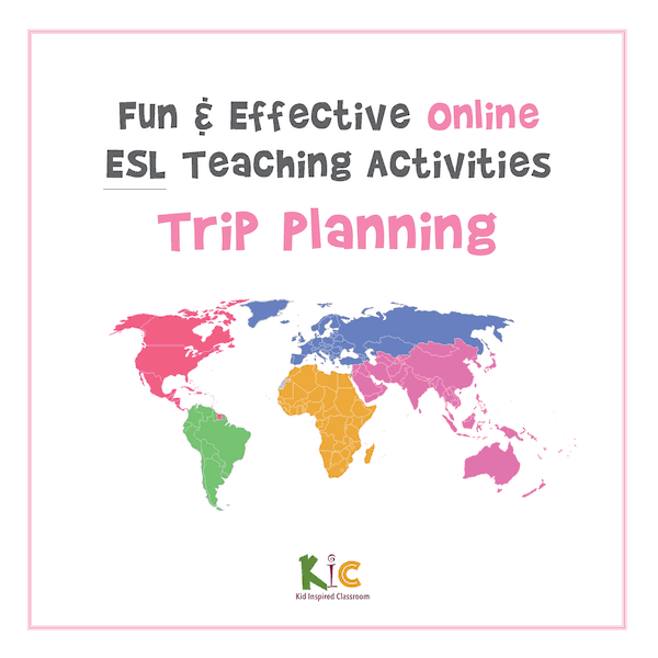 Fun and Effective Online ESL Teaching Activity Google Maps Trip Planning (600x600)