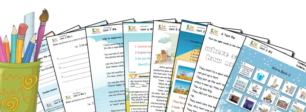 Kid-Inspired ESL Curriculum Materials-Don't-Scale
